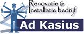 Ad Kasius Renovatie- en Installatiebedrijf