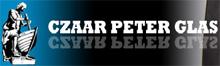 Czaar Peter Glas